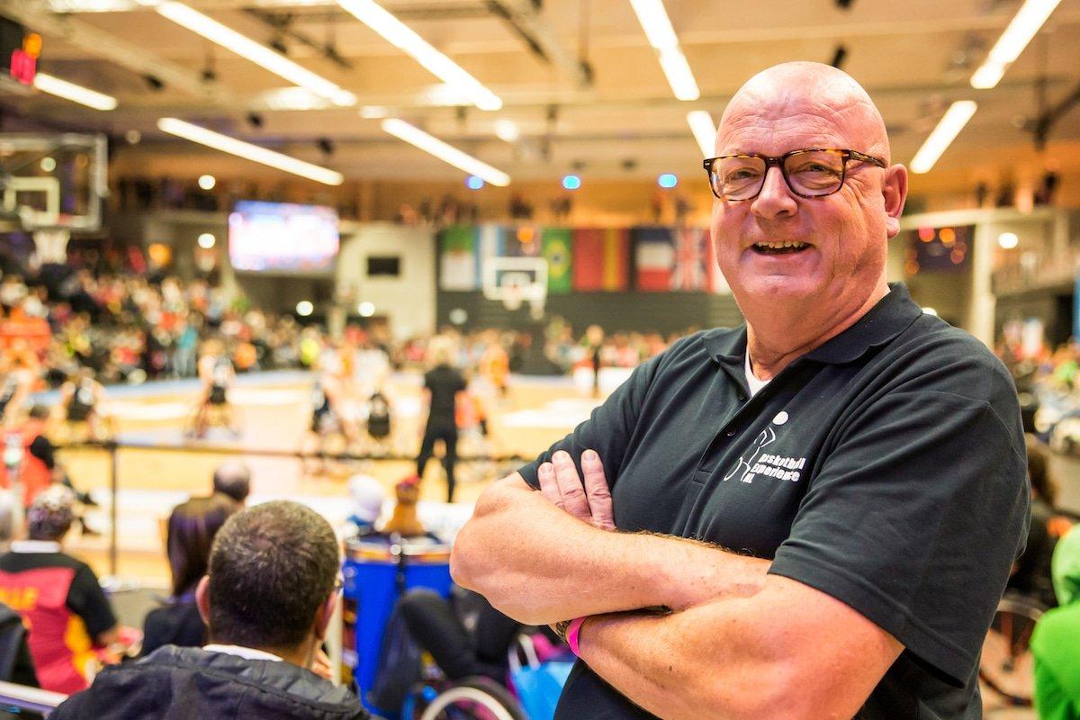 Wim Steen, voorzitter BEN